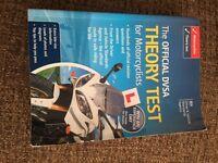 Theory bike test book