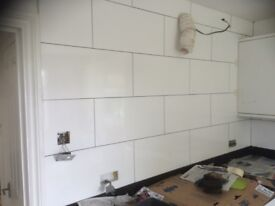 Professional Tiling Services All London