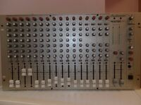 mixing desk 162 bpx