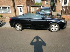 Vauxhall Astra 1.6 twintop