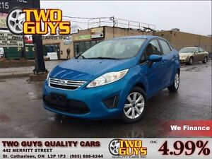 2013 Ford Fiesta SE LOW KMS!! HTD SEATS AUTO ALLOYS