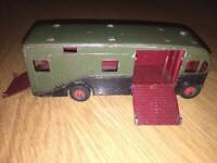 Job lot of vintage toys ( dinky / lone star/ hornby )