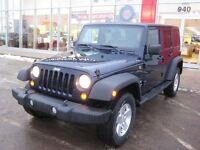 2013 Jeep WRANGLER UNLIMITED Sport   Rugged Styling!   Off-Road
