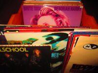 "Approx 400 x 12"" SINGLES Vinyl Records Collection DANCE,POP,DISCO,FUNK,REGGAE & ROCK"