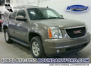 2011 GMC Yukon 4WD 4dr SLT W HEATED SEATS, REMOTE START
