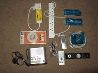 leads and cables 40 items in total