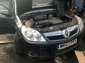 2007 VAUXHALL VECTRA DESIGN 16V (MANUAL PETROL)