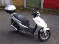 Honda SES 125