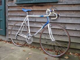 Benotto Modelo 800 - Italian racing bike from 1970s/80s with Campagnolo components