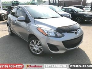2011 Mazda Mazda2 GS | CAR LOANS FOR ALL CREDIT TYPES
