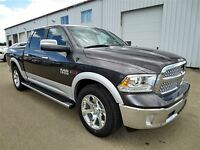 2015 Ram 1500 CREW CAB LARAMIE DIESEL 4X4 LOADED