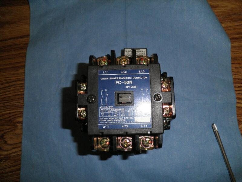 Matsushita: FC-50N Green Power Magnetic Contactor<