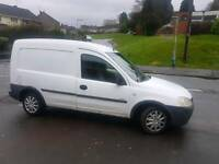 Diesel Vauxhall Combo with 11 months mot,very good condition px options available