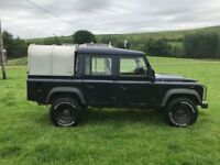 LANDROVER DEFENDER 110 D/C FOR SALE