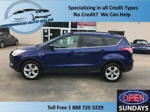 2016 Ford Escape 4WD SUPER LOW PRICE POINT BACK UP CAM, CALL NOW