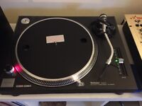 Technics 1210 MK2. Excellent condition with Otorfon Concord x 2 & extras.