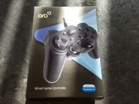 Orb Wired Controller PS3 & PC Brand New