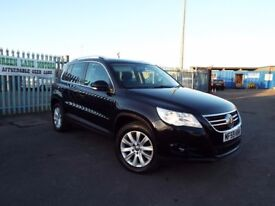 2009 VOLKSWAGEN TIGUAN SE 2.0TDI PANORAMIC ROOF FULL MOT PX WELCOME ***FINANCE AVAILABLE***