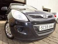 010 HYUNDAI 120 CLASSIC 5 DOOR 1.3,MOT JAN 017,1 OWNER FROM NEW,PART HISTORY,STUNNING INSIDE OUT
