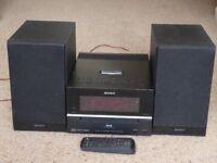 Sony HCD-BX70DBi Bookshelf Stereo.