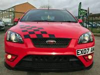 2007 FORD FOCUS 2.5 SIV ST-2++5 DOOR++ONLY 82000 MILES++FULL FORD SERVICE HISTORY++12 MONTH M.O.T++