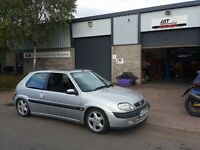 Citreon saxo vts
