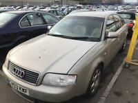 2003 Audi A6 Superb. Long MOT. PERFECT DRIVE. LUXURY