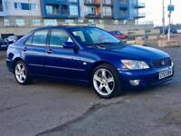 Lexus IS 2.0 full year mot