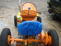 for sale tractor good for farm or etc ready to go
