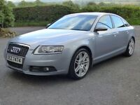 Stunning 2007 Audi A6 2.7 tdi Le Mans low miles .trade in considered,credit and debit cards accepted