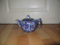 Ringtons chintz teapot, Ringtons teapot
