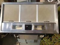 Bosch Cooker Hood and AEG Gas Cooker
