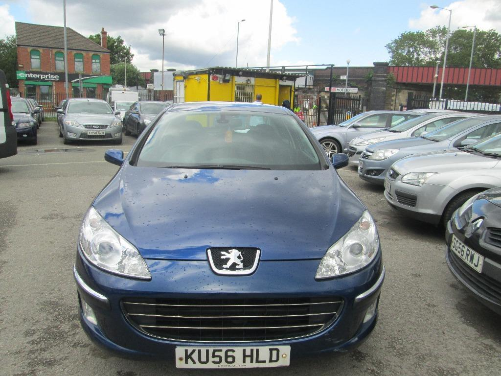 peugeot 407 se 1 6 hdi in manchester gumtree. Black Bedroom Furniture Sets. Home Design Ideas