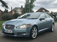 Jaguar XF 3.0 Sport Premium Luxury, Huge Spec, Low Mileage, Full Service History, Great Example