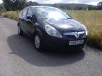 Vauxhall Corsa 1.3 Diesel, Full MOT,