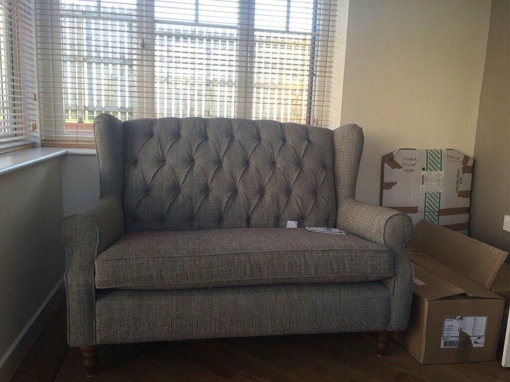 Next Sherlock 2-seater sofa and armchair   in Ryton, Tyne ...
