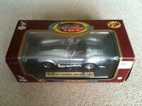ROAD LEGENDS, 1964, SHELBY COBRA, 427S/C, 1:18 Scale, Die-Cast Model Car.