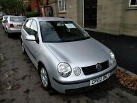 VOLKSWAGEN POLO 2002 | 1.4 Petrol | 84000 Miles | Automatic | £600