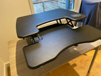 VariDesk Pro Plus 30 Standing Desk. Like new