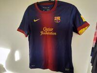 FCB football T-shirt - XL /158-170cm/
