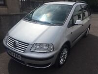 Vw sharan 2.0tdi se 140 7 seater