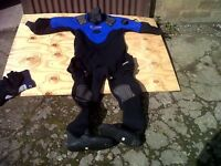 Diving equipment (Cold Water) full set or will split