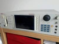 Akai S5000 with Zip drive/ 64MB RAM