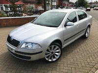 2008 (08) SKODA OCTAVIA AMBIENTE 2.0 TDI PD DSG AUTOMATIC IN EXCELLENT CONDITION