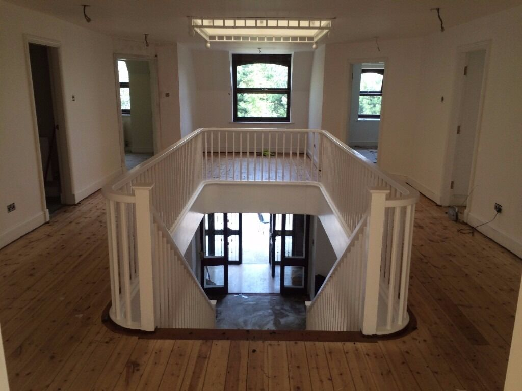 AJR Painters, Painting & Decorating Services Nottingham. Giving you a Perfect finish every time.