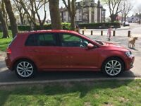VW GOLF 2.0 TDI GT - 18,000 MILES - 1-OWNER - TECH GT BLUEMOTION