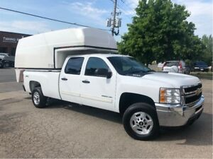 2013 Chevrolet Silverado 2500 ! SPACEKAP MAX! LONG BOX! 4X4! CRE