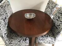 Solid Walnut Kitchen Table £100