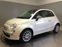 2013 Fiat 500C LOUNGE CONV A/C MAGS