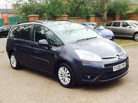Citroen grand Picasso 7 seats automatic diesel nationwide delivery 2495
